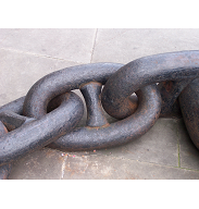CES can be a strong link. [ HEAVY CHAIN - Photo Courtesy of Gunter Hofer - Dreamstime ]