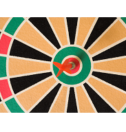 CES shoots for perfection. [ DARTS - Photo Courtesy of Mark Bolton - Dreamstime ]